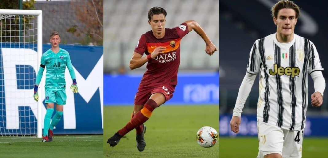giovani promesse calcio italiano