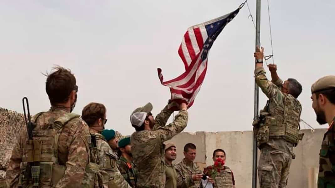 sconfitta afghanistan