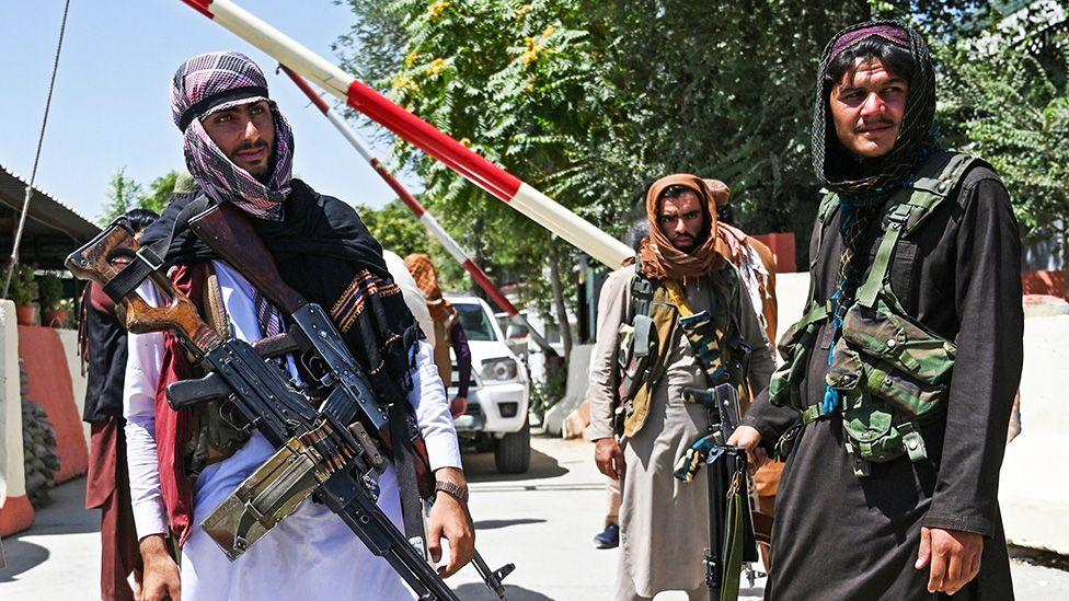 talebani biden