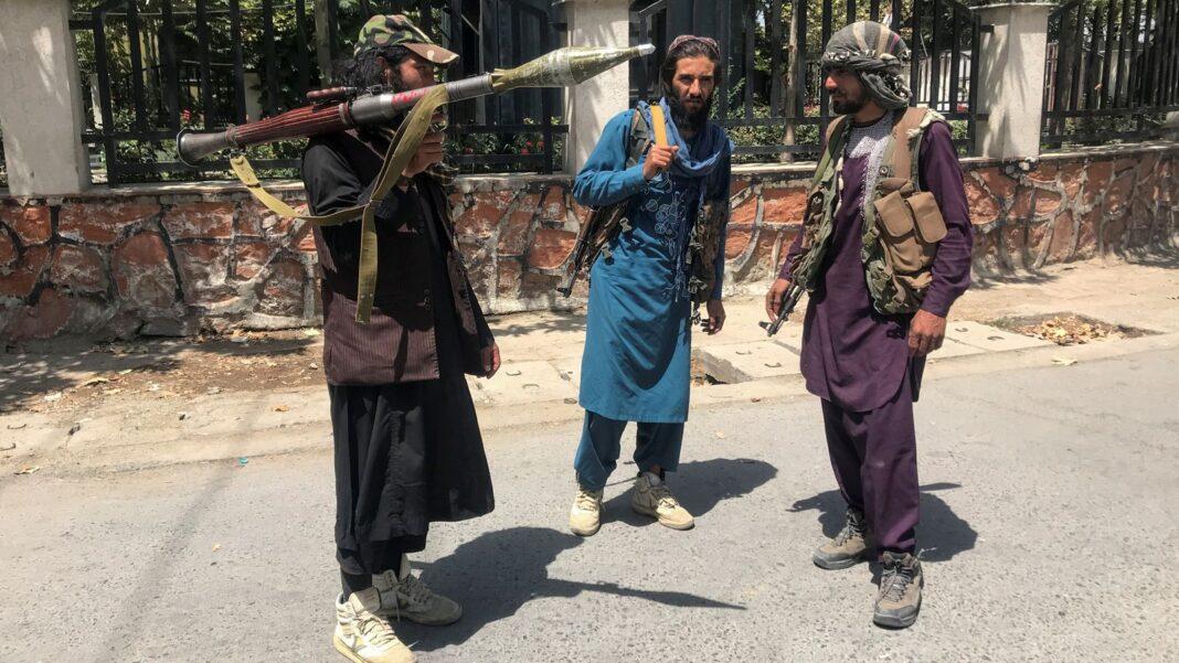talebani spiritualità