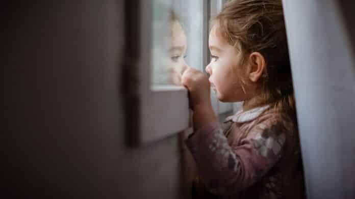 bambini lockdown riflessi