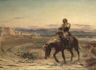 Afghanistan: il quadro Remnants of a Army ricorda la ritirata Usa come l'Inghilterra del 1842
