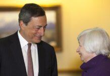 Draghi 100 Time, Yellen