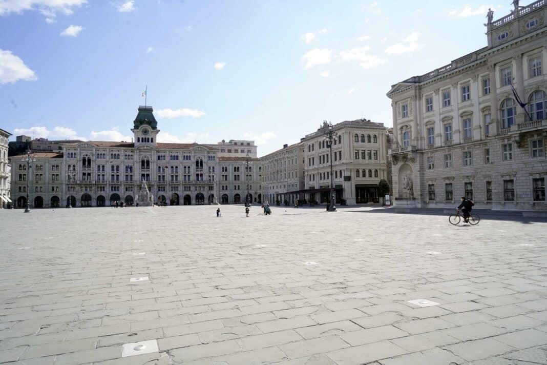 Sparatoria Trieste