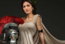 Raggi gladiatrice