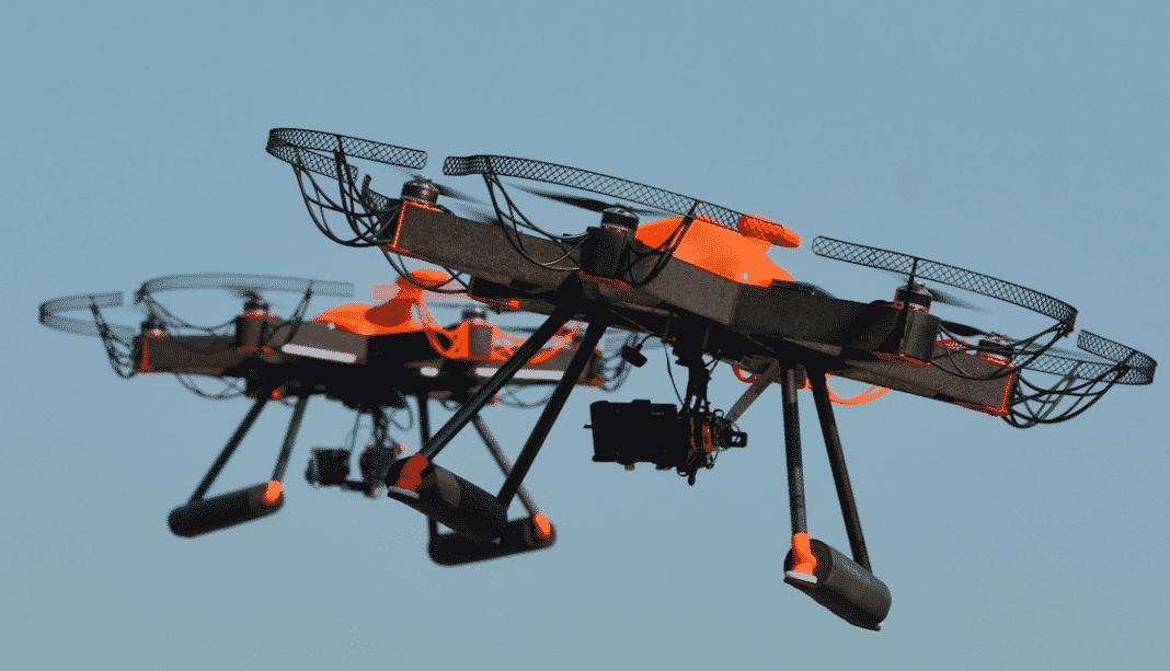 droni pordenone cina