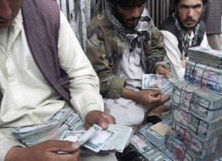 afghanistan corruzione