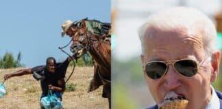 Biden razzista, cowboy