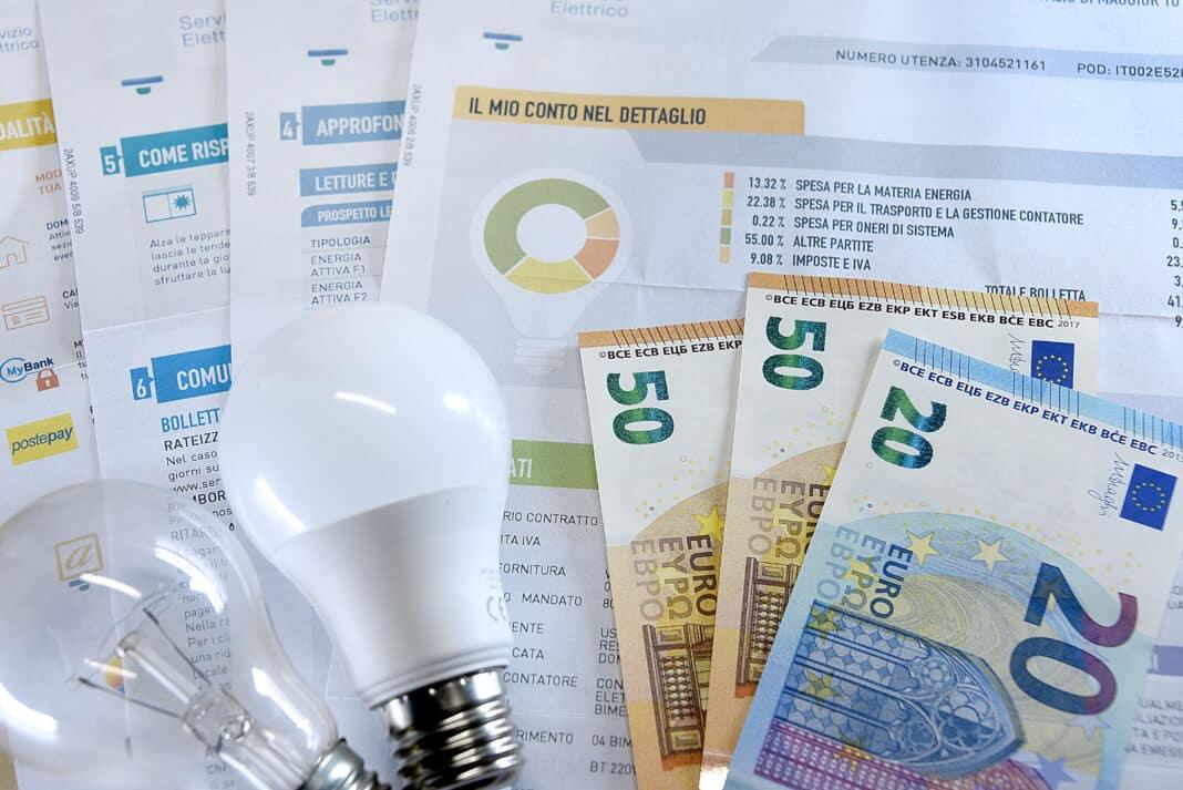 luce gas quanto pagheremo