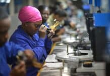 botswana economia record