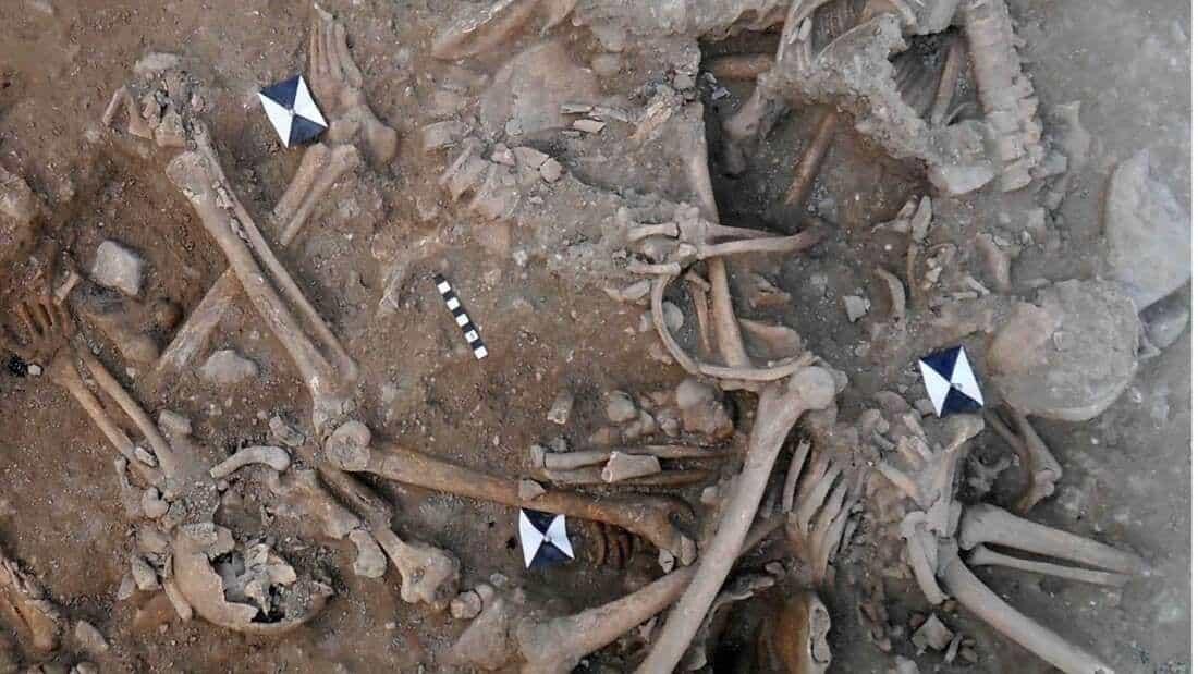 """I resti di 25 crociati del XIII secolo ritrovati in Libano: """"Caduti in battaglia"""""""