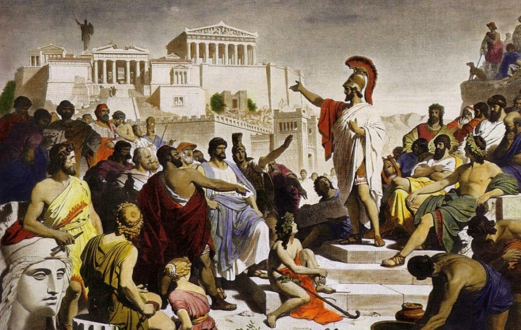 democrazia democrazie