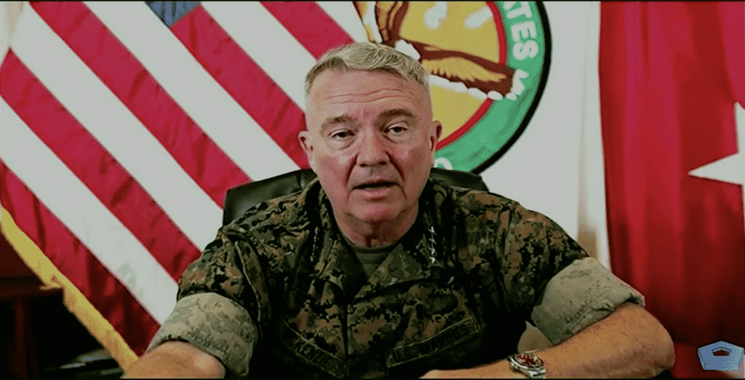 McKenzie, generale Usa