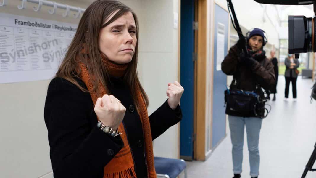 Islanda donne, record