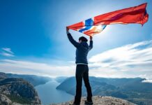 Norvegia normalità, ritorno