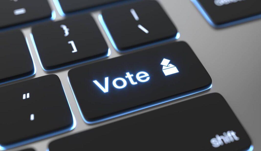 referendum democrazia, online