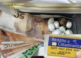 trafficante reddito di cittadinanza