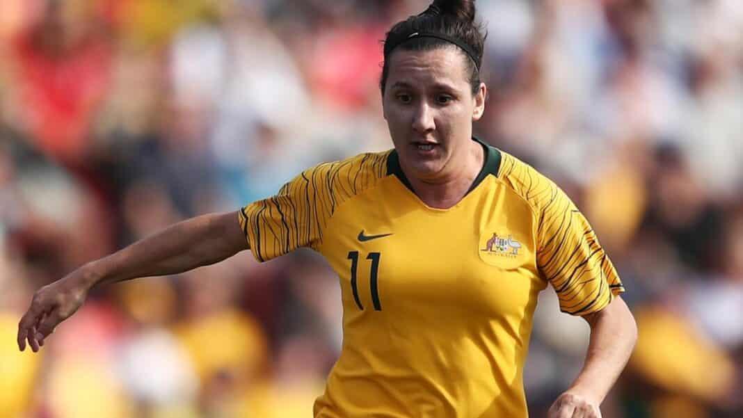 calcio femminile australia lisa de vanna