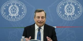 Draghi, colle