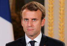 Macron sondaggi