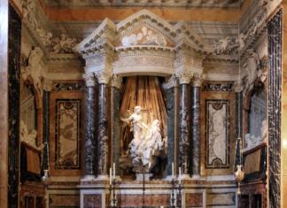 Cappella Cornaro restauro