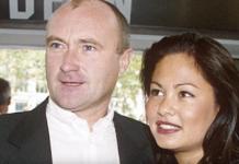 ex moglie Phil Collins Bates