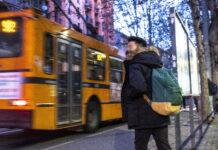 autisti green pass, bus