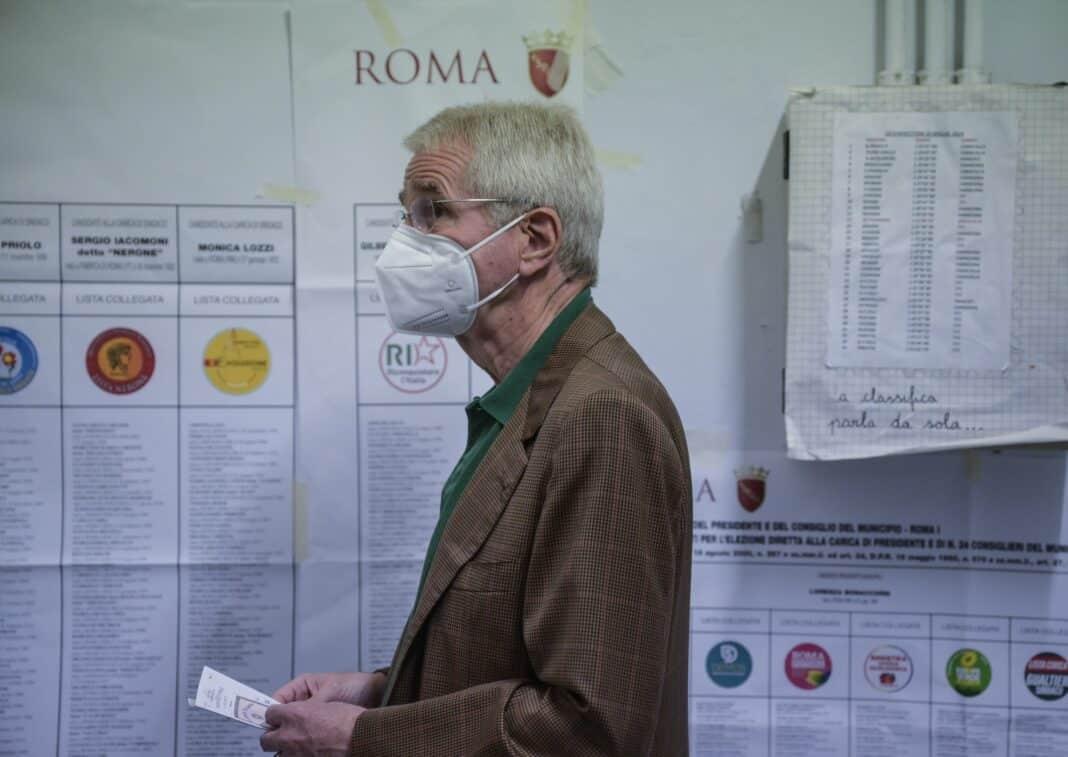 caos seggi roma
