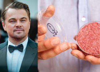di caprio carne sintetica