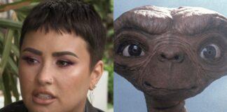 demi lovato alieni