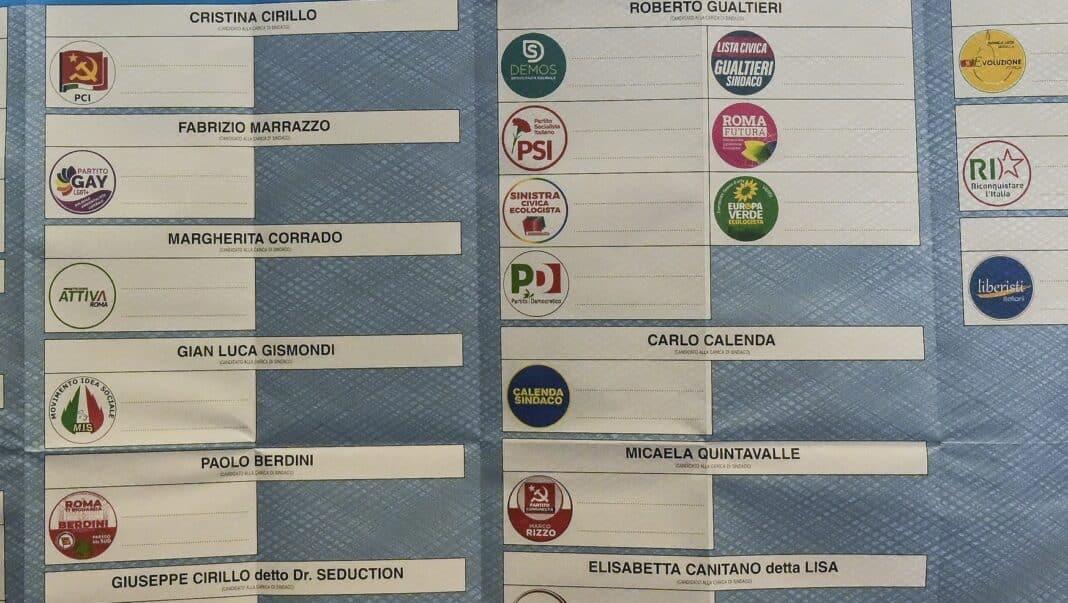 donne ballottaggi