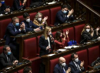 Meloni Lamorgese, question time