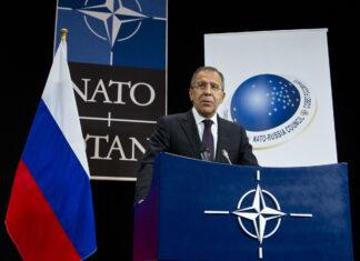 Russia Nato, Lavrov