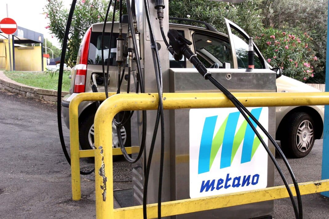 prezzo metano, choc