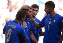 nations league, Italia