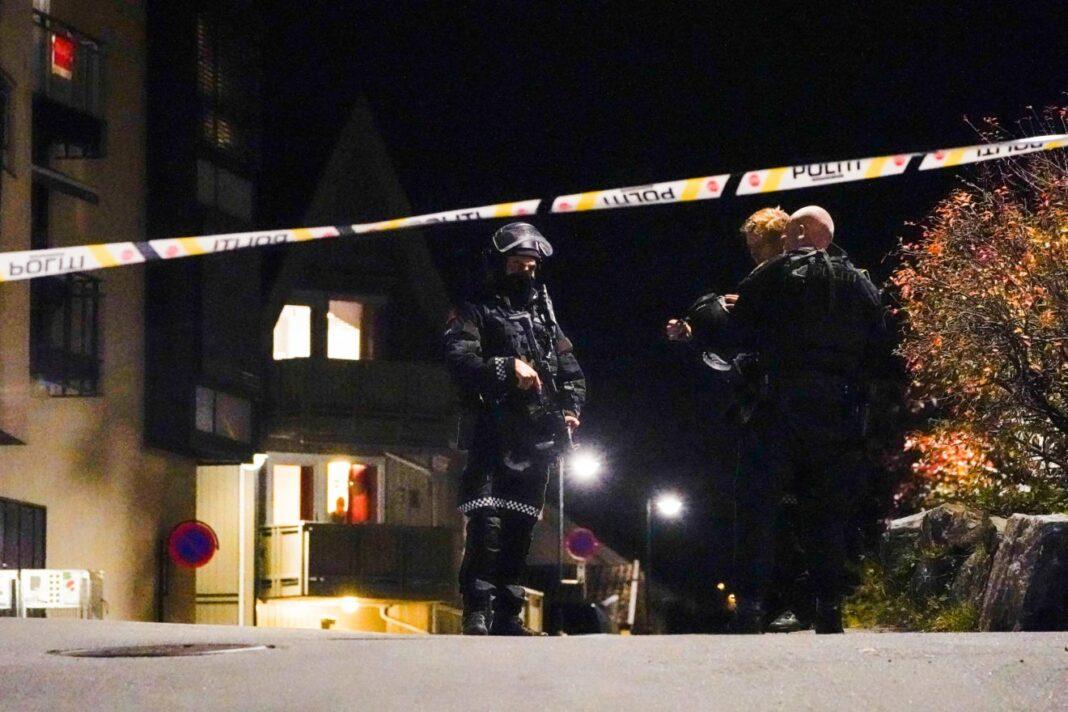 Norvegia convertito islam, killer