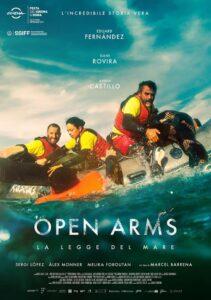 Ci mancava il film di propaganda sull'Ong Open Arms