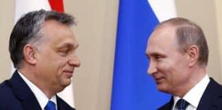 Orban Putin, Russia