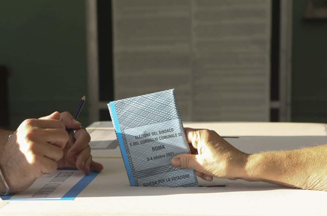 Ostia schede, elezioni