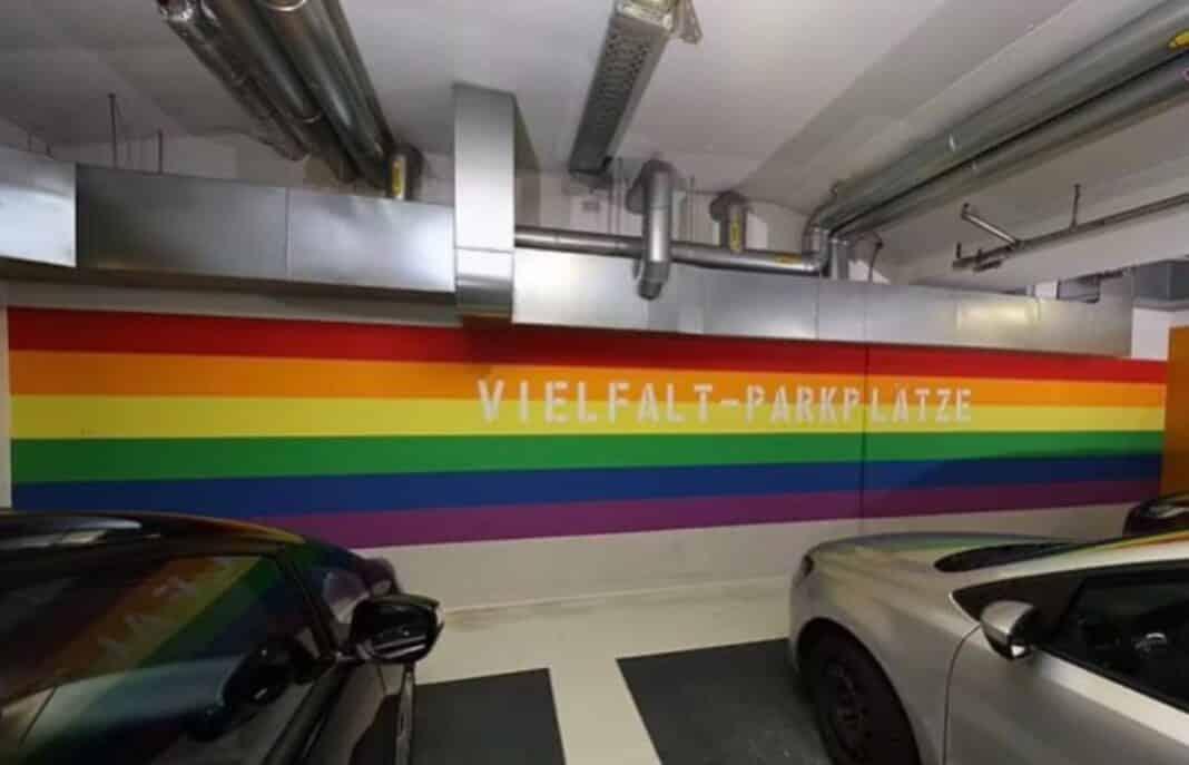parcheggio Lgbt, Germania