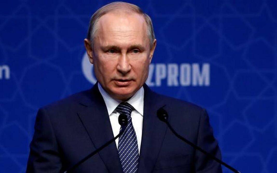 Crisi energetica Putin, Russia
