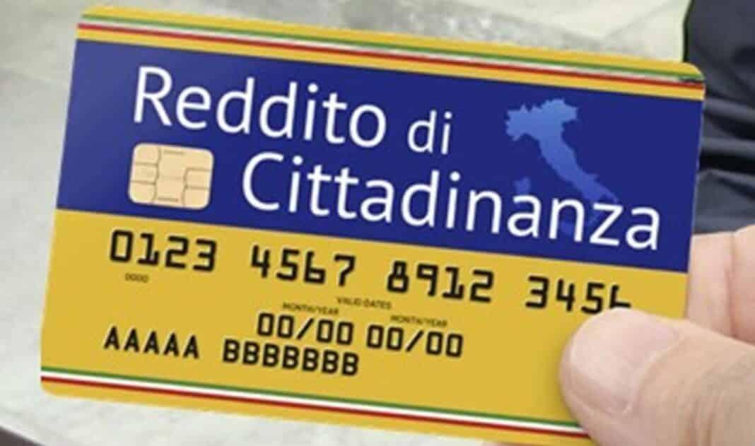 reddito di cittadinanza vincite