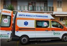 richiesta ambulanza