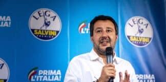 Lega destra, Salvini