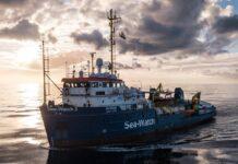sea watch, sbarchi