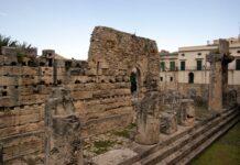 Siracusa, tempio