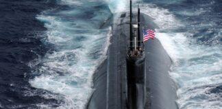 sottomarino Usa, Cina