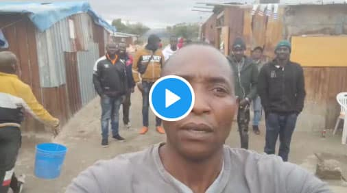 Soumahoro video